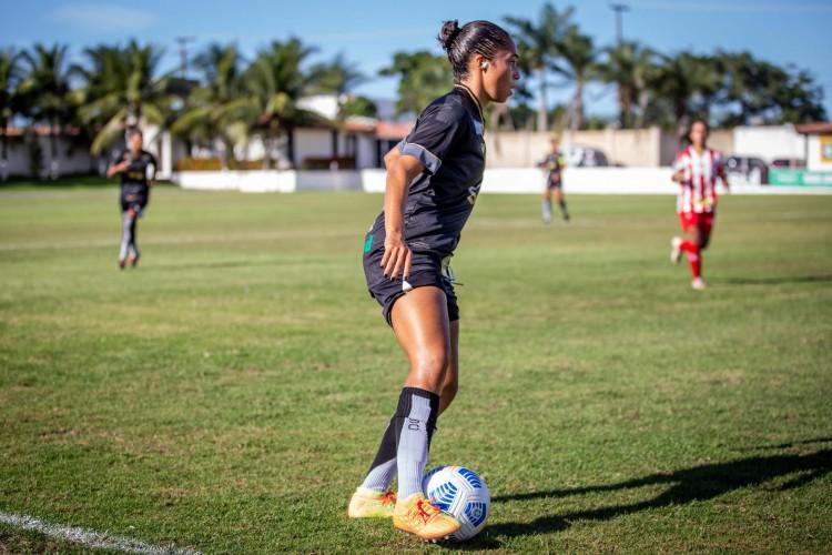 Jogo do Ceará pelas quartas de final do Brasileirão Feminino A-2 ocorre nos próximos finais de semana.  (Foto: Fernando Ferreira/ Ceará SC)
