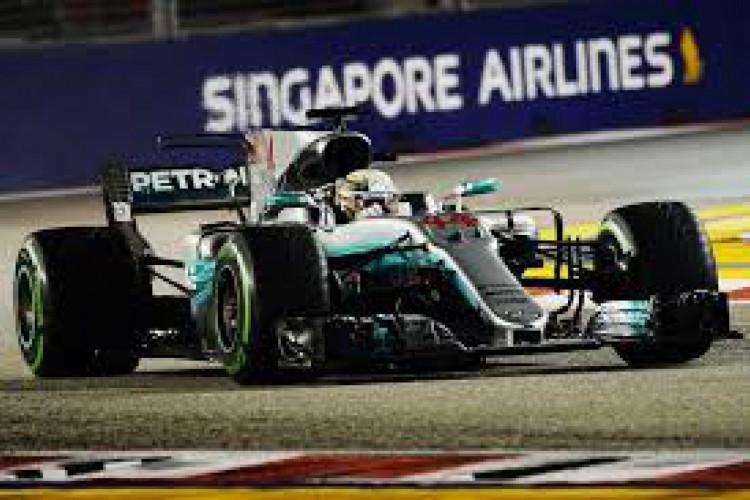 O GP de Singapura da Formula 1 teve a edição de 2021 cancelada (Foto: AFP)