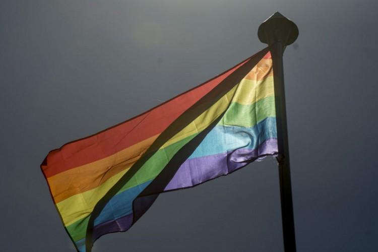 Bandeira LGTBQIA+. (Foto: Marcelo Camargo/Agência Brasil)