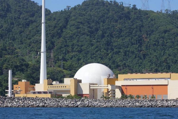 Usina Nuclear Angra 2 faz parada de 48 dias para troca de combustível (Foto: )