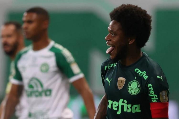 Palmeiras bateu a Chapecoense por 3 a 1, próximo adversário do Ceará no Campeonato Brasileiro (Foto: César Greco / SE Palmeiras)