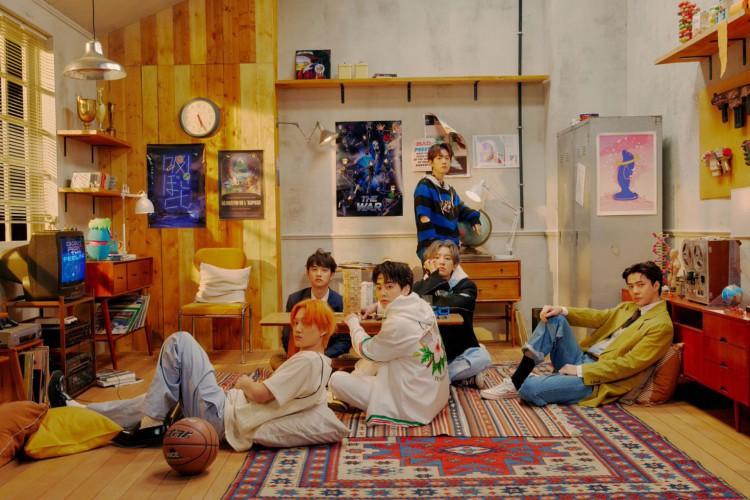 EXO retorna após quase dois anos desde seu último lançamento (Foto: Reprodução/ Twitter @weareoneEXO)