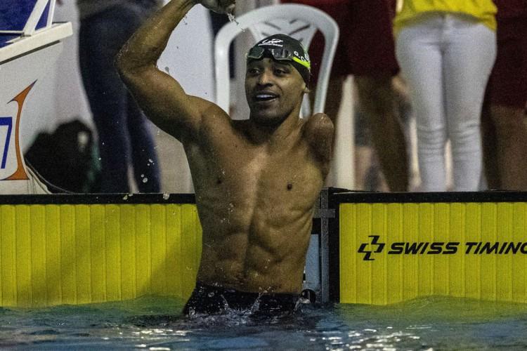 Coluna - Natação brasileira vai renovada e variada à Paralimpíada (Foto: ALE CABRAL/CPB)
