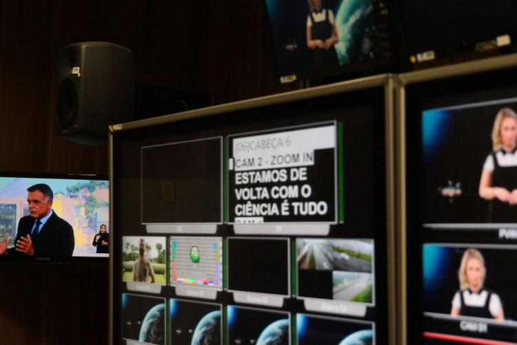 TV BRASIL nova programação (Foto: Marcello Casal JrAgência Brasil)
