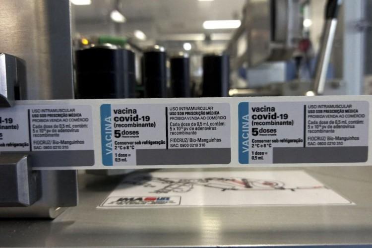 vacina Covid-19 Fiocruz. (Foto: Fundação Oswaldo Cruz (Fiocruz))