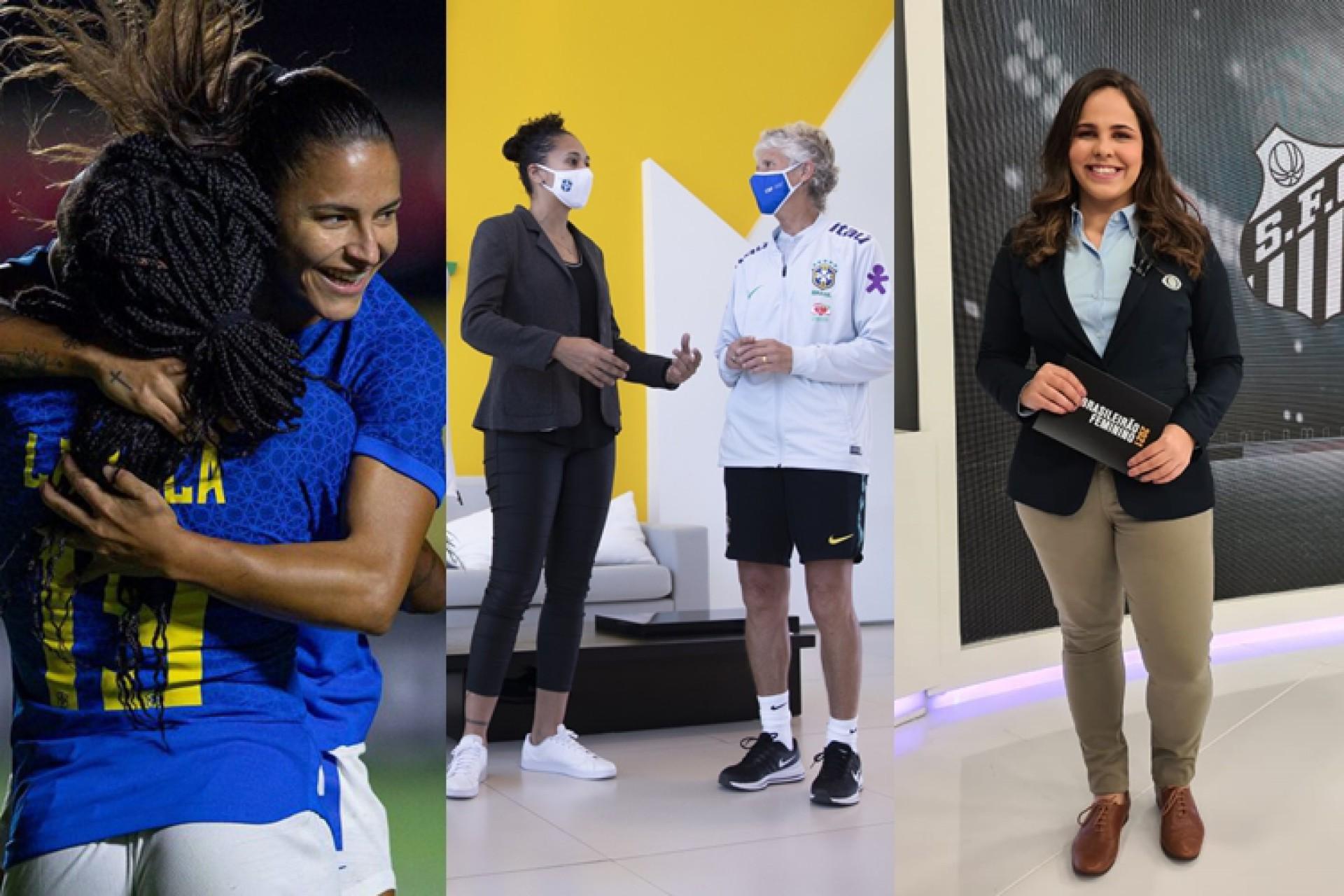 Escrever sobre a mulher e o negro no futebol é ocupar espaço
