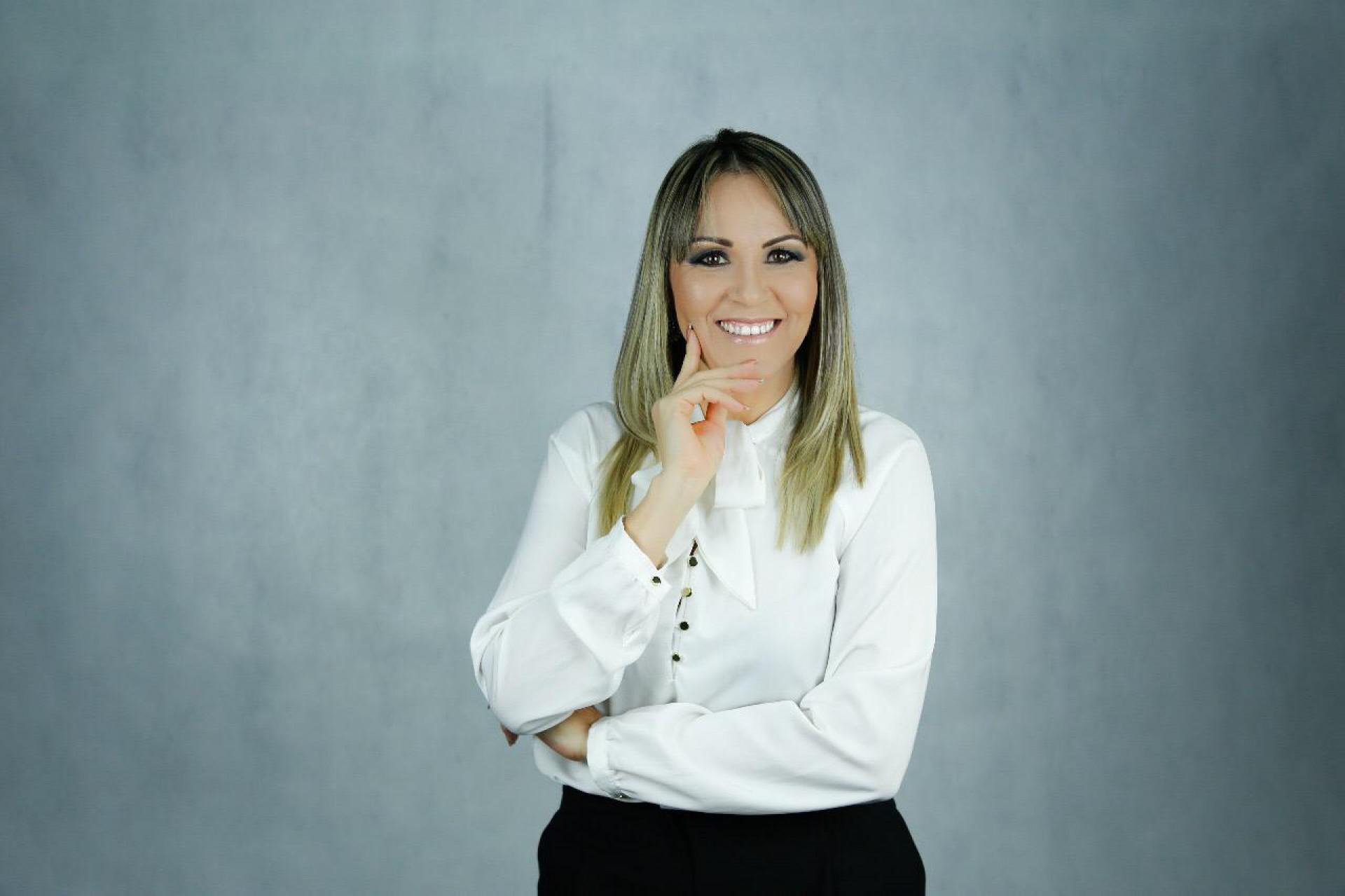 Cristiane Campos, diretora executiva da Contracte Consultoria e diretora franqueada da BiUP, criou a Contracte ao perceber a necessidade de desenvolver o capital humano nas organizações