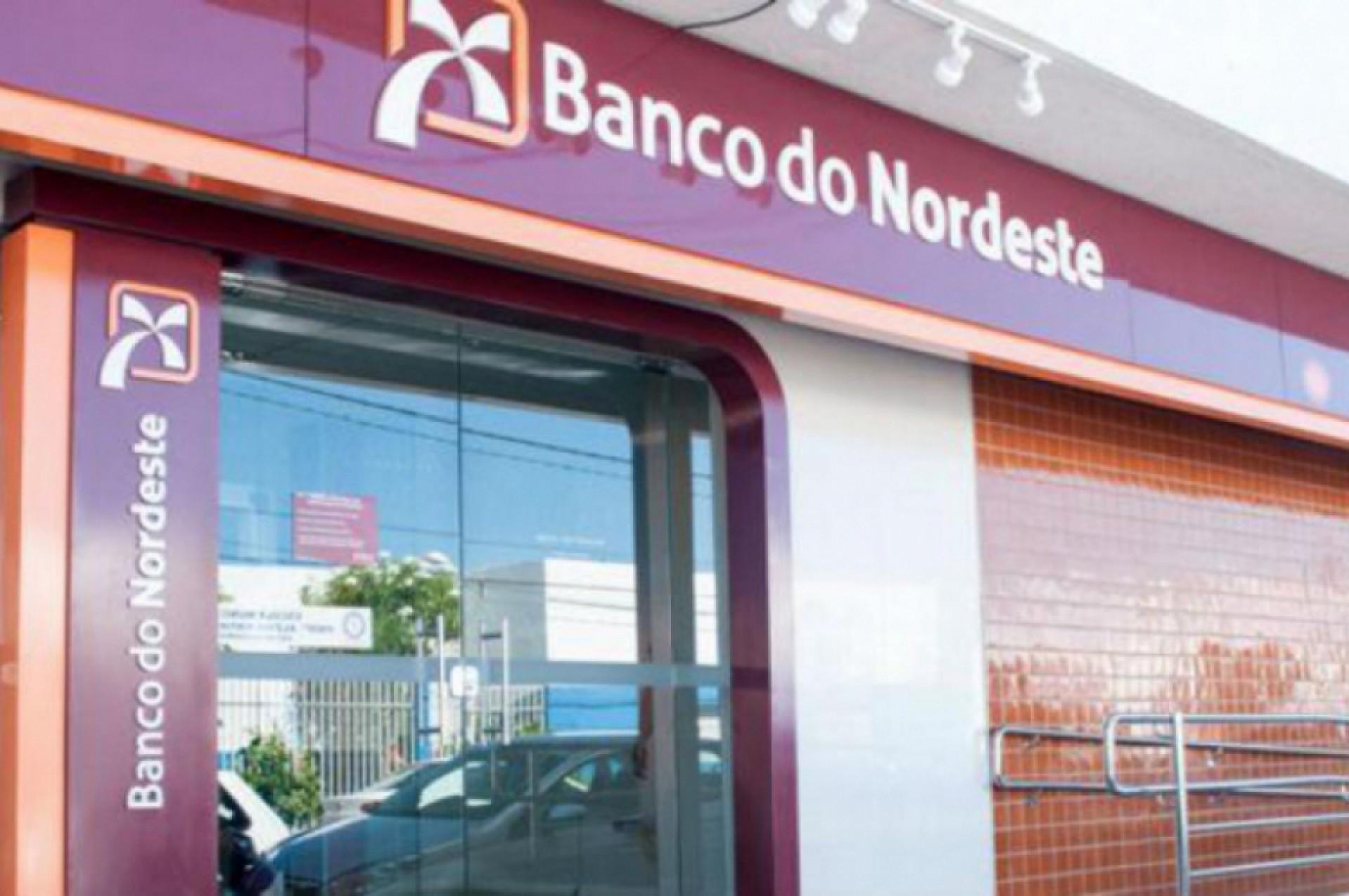 Fachada do Banco do Nordeste  (Foto: Divulgação)