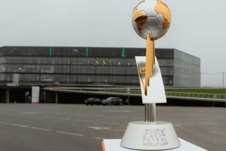 A Copa do Mundo de Futsal 2021 terá a presença do árbitro de vídeo de forma inédita (Foto: Divulgação/Fifa)