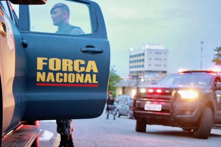 Força Nacional começa a atuar a partir de hoje no Amazonas  (Foto: )