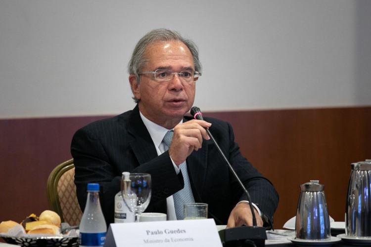 Mercosul causou danos ao Brasil nas últimas décadas, diz Guedes (Foto: Washington Costa)
