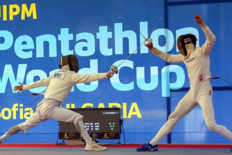 Mundial de Pentatlo Moderno distribuirá vagas para os Jogos de Tóquio (Foto: )