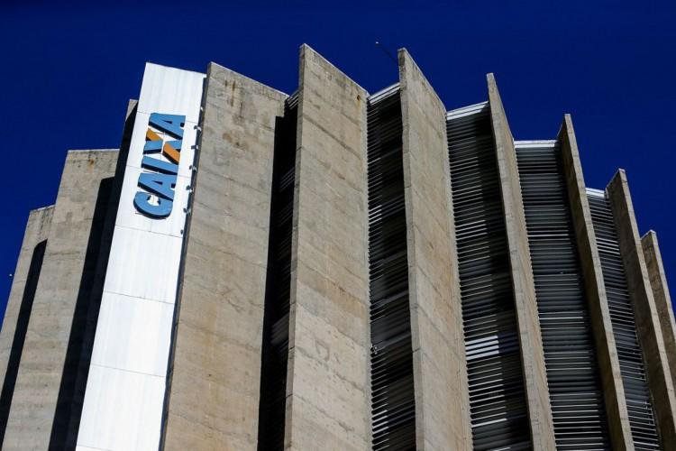 Edificio sede da Caixa Econômica Federal.  (Foto: Marcelo Camargo/Agência Brasil) (Foto: Marcelo Camargo/Agência Brasil)
