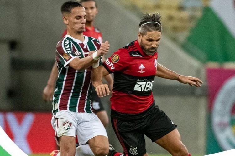 Fluminense visita o Bragantino nesta quarta-feira, 9, em jogo que terá transmissão ao vivo. Confira onde assistir à partida, escalação provável, horário e arbitragem (Foto: Reprodução/Ferj)