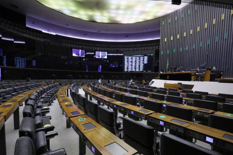 Plenário da Câmara dos Deputados (Foto: Cleia Viana/Câmara dos Deputados)