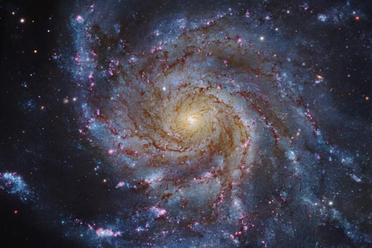 Veja o horóscopo de todos os signos do Zodíaco para esta quinta-feira, 10 de junho (10/06) (Foto: Naoj/Nasa)