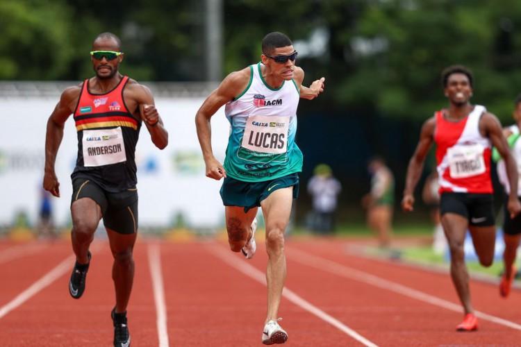 Atletismo: de olho em Tóquio, atletas buscam índices no Troféu Brasil (Foto: WAGNER CARMO/ECP)