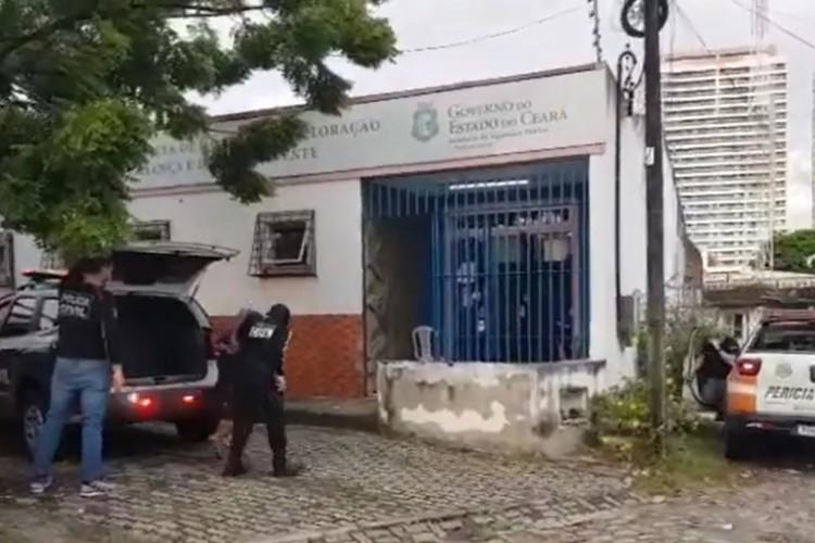 Operação Luz da Infância colheu depoimentos em Fortaleza e em Juazeiro do Norte (Foto: Foto: Reprodução/Vídeo)