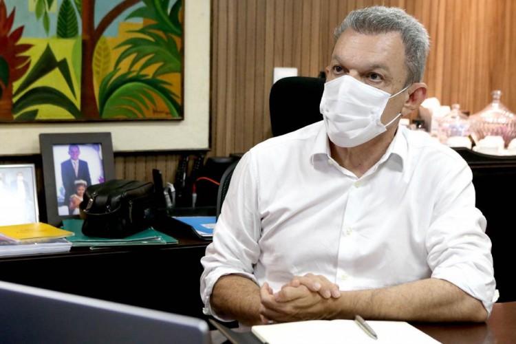 Comitê Municipal de Prevenção e Enfrentamento à Covid-19 se reuniu nesta quarta-feira, 9, para avaliar situação epidemiológica na Capital  (Foto: Reprodução/Twitter)