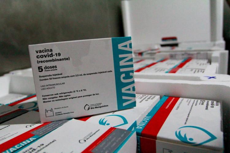 No Estado, levantamento aponta que 710 aplicações estariam vencidas (Foto: Helene Santos/Governo do Ceará)