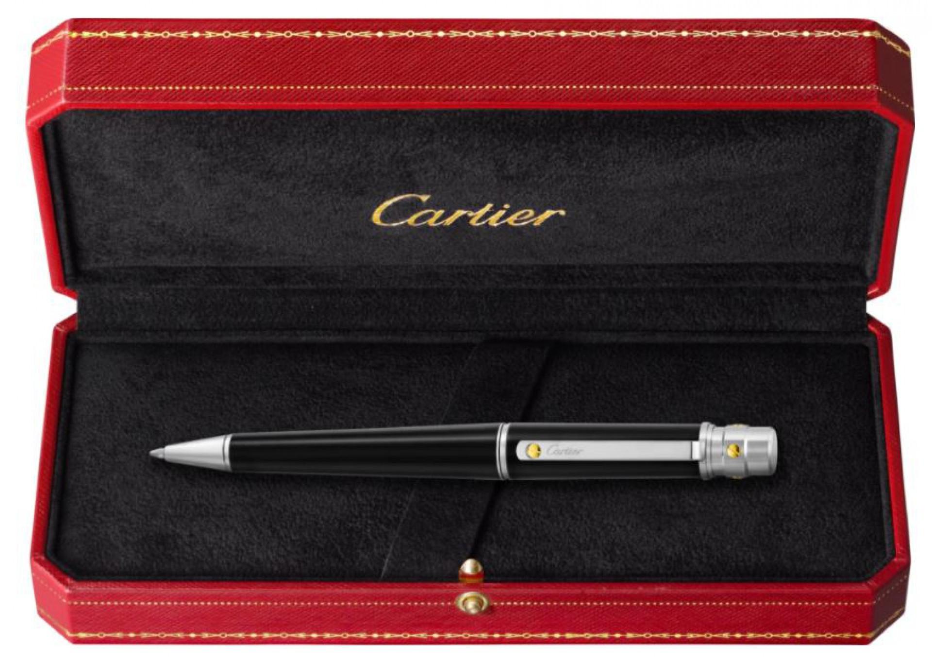 Caneta Santos de Cartier, Ballpoint pen - R$ 2.740