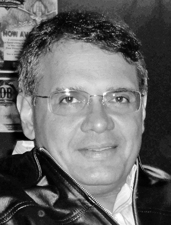 Keny Colares, professor universitário