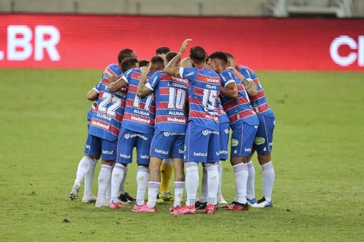 Fortaleza está invicto há 18 jogos (Foto: Aurélio Alves)