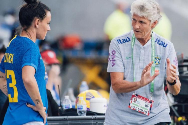 seleção feminina, futebol, pia sundhage (Foto: Sam Robles/CBF/Direitos Reservados)