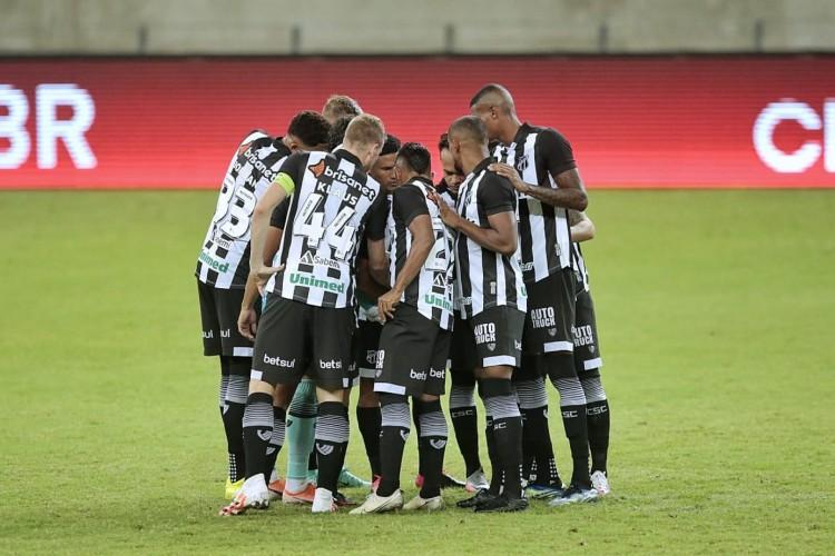 Ceará x Fortaleza, na Arena Castelão, pela jogo de volta da terceira fase da Copa do Brasil (Foto: Aurélio Alves)