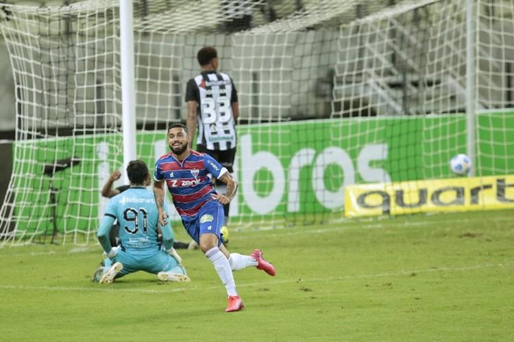 Ceará x Fortaleza, pelo segundo jogo da terceira fase da Copa do Brasil (Foto: Aurélio Alves)