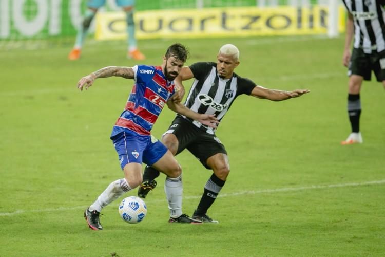 Ceará e Fortaleza apoiam criação de liga para organizar Série A do Brasileiro (Foto: Aurelio Alves)