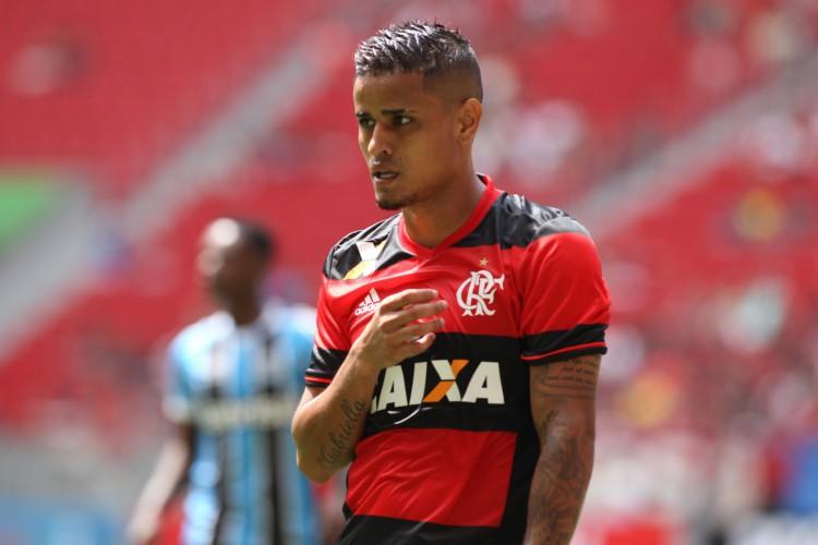 O Flamengo foi condenado a pagar indenização para o meia-atacante Everton (Foto: Gilvan de Souza/CR Flamengo)