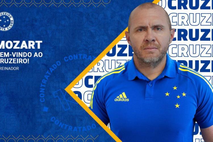 Após queda na Copa do Brasil, Cruzeiro anuncia Mozart como técnico (Foto: )