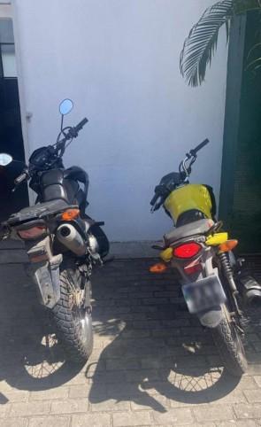 Prisão e apreensão foram encabeçadas pela Polícia Civil do Estado do Ceará (PCCE) (Foto: Reprodução/SSPDS)