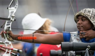 Ane Marcelle dos Santos defende o Brasil na Olimpíada de Tóquio