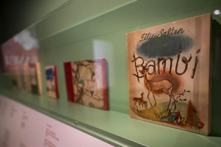 Exposição em Viena homenageia Feliz Salten, escritor de 'Bambi: Uma Vida na Floresta'