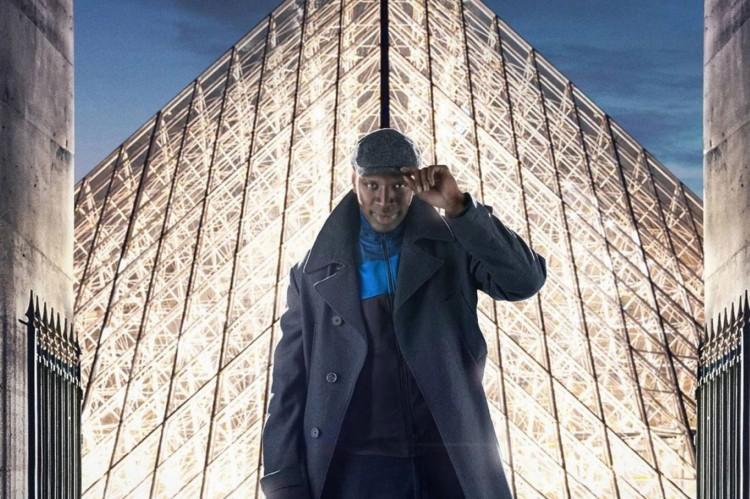 Na trama, Assane Diop (Omar Sy) busca vingança pela morte de seu pai