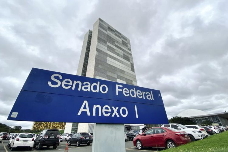 Imagens de Brasília - Palácio do Congresso Nacional - Anexo I do Senado Federal. ..Foto: Leonardo Sá/Agência Senado (Foto: Leonardo Sá)