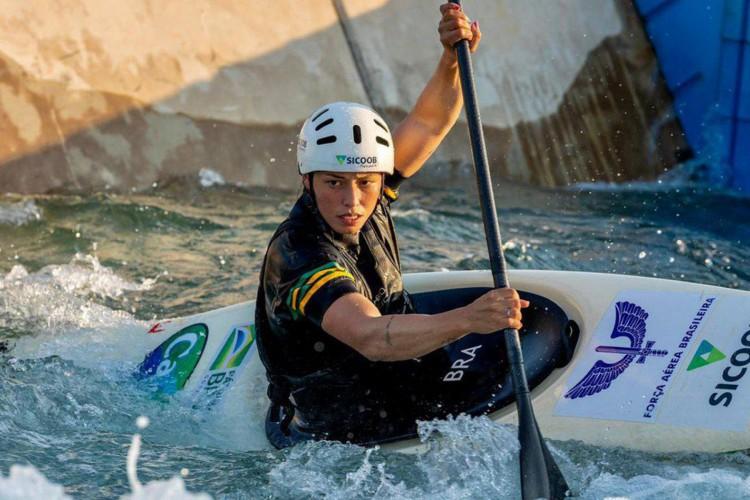 Canoagem slalom: 4 brasileiros avançam às semifinais da Copa do Mundo  (Foto: )