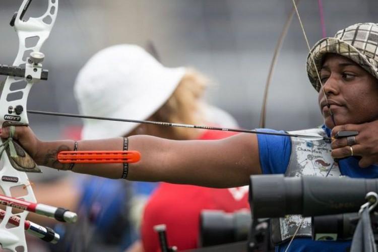 Carioca será única mulher do país no tiro com arco em Tóquio 2020 (Foto: )
