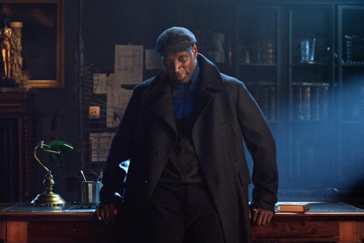 A série francesa 'Lupin' estreia sua segunda temporada no dia 11 de junho  (Foto: Netflix)