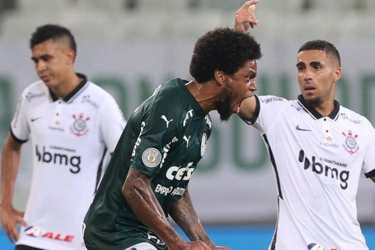 Palmeira e Corinthians se enfrentam hoje pelo Brasileirão 2021; veja onde assistir ao vivo à transmissão, horário do clássico, provável escalação e arbitragem (Foto: Cesar Greco)