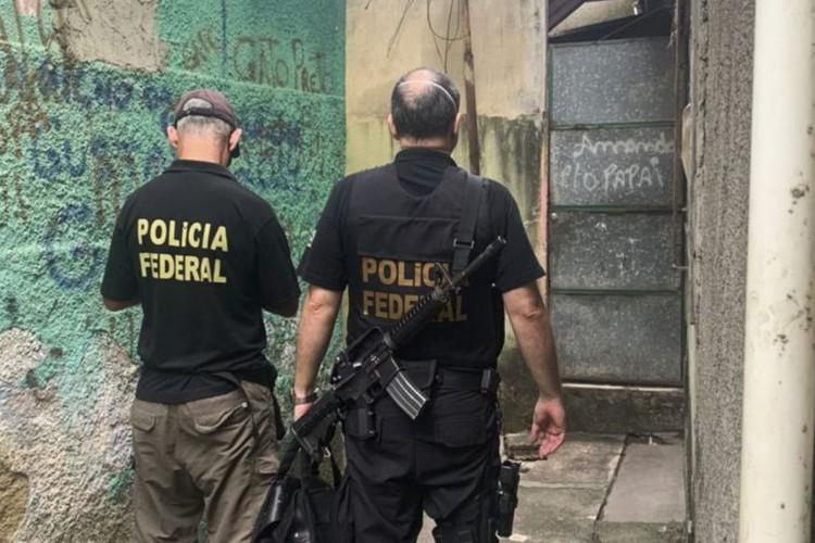 operação Kinder (Foto: Polícia Federal)