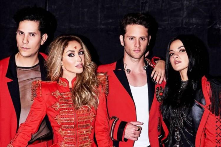 O grupo RBD lança primeiro álbum após 12 anos (Foto: Reprodução/ Instagram @rbd_musica)