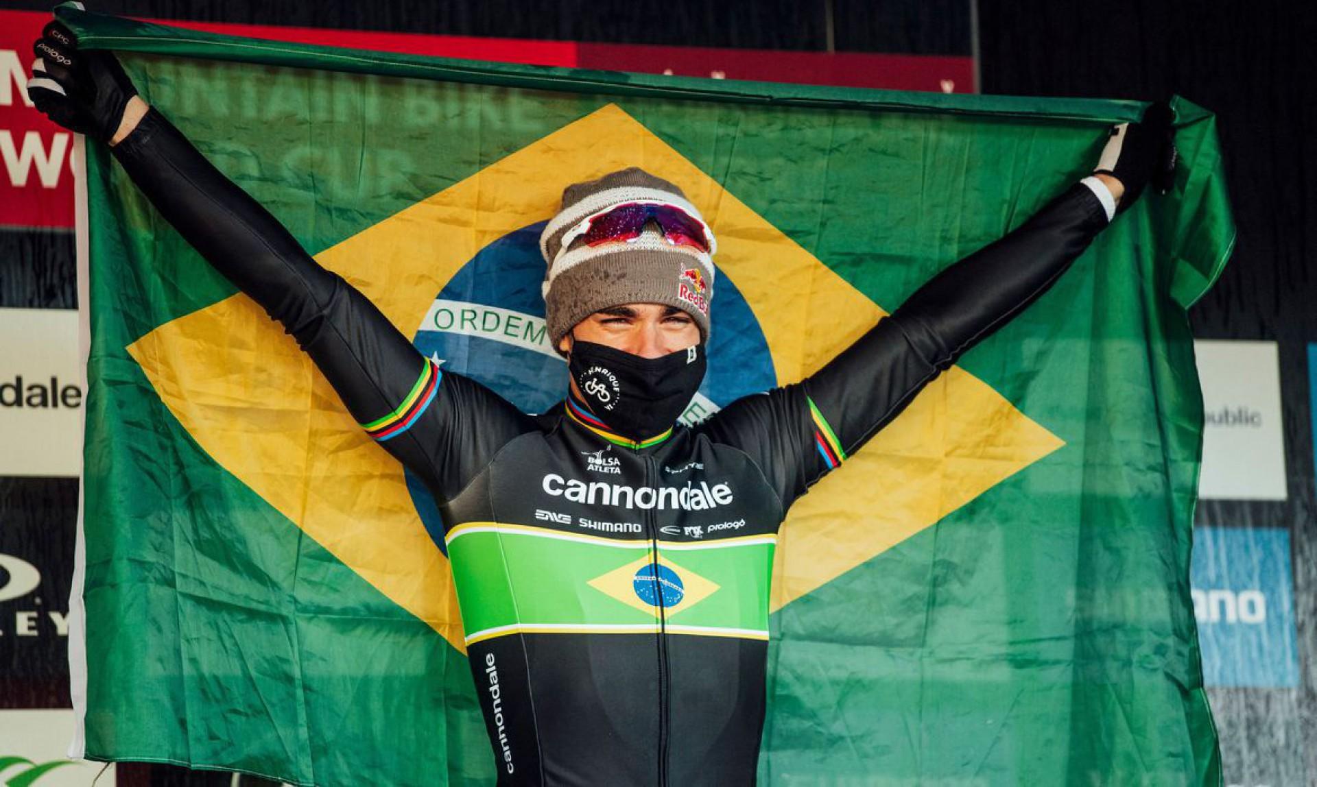 Henrique Avancini é esperança de medalha para o Brasil na Olimpíada de Tóquio