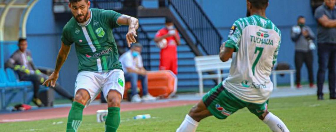 Floresta perdeu a primeira na Série C após três rodadas (Foto: Ronaldo Oliveira / ASCOM Floresta EC)