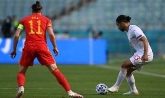 A Suíça pressionou mas não conseguiu sair com a vitória diante de Gales