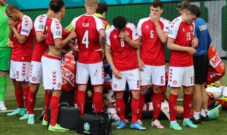 Após mal súbito de Christian Eriksen contra Finlândia, a Dinamarca encara hoje a Bélgica  pela Eurocopa; veja onde assistir ao vivo à transmissão e horário do jogo