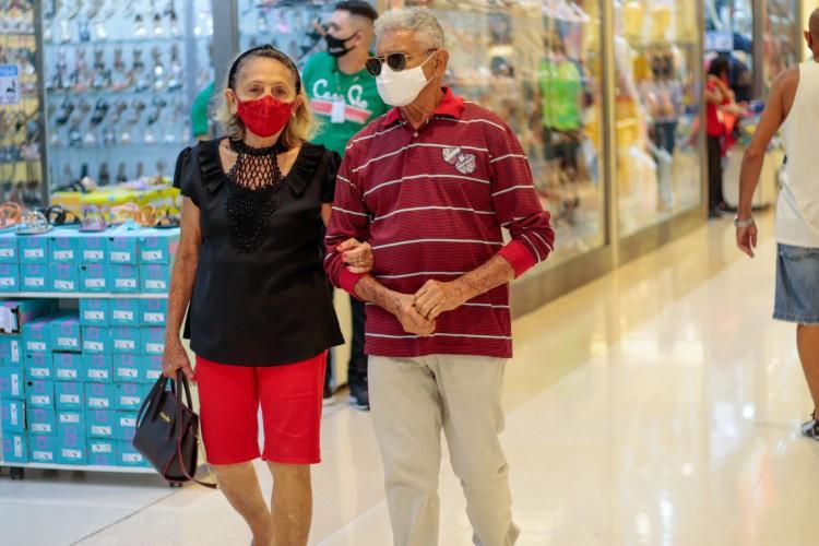 Aumento das vendas no Dia dos Namorados (Foto: Barbara Moira)