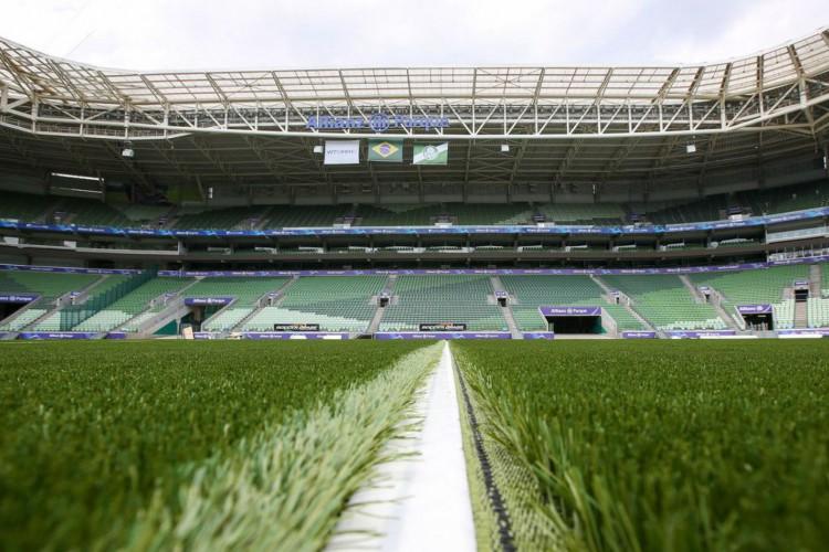 Palmeiras e Corinthians se enfrentam neste sábado pelo Brasileirão (Foto: Fabio Menotti / Ag. Palmeiras)